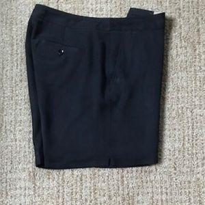 Tommy Bahama Black Silk Shorts